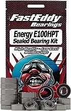Quantum Energy E100HPT Spool/T.Knob Baitcaster Fishing Reel Rubber Sealed Ball Bearing Kit for RC Cars