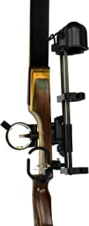 Universal Recurve Bow Hunting Kit - Includes 3 Pin Sight with Light, 5 Arrow Quick Detach Quiver & Premium Arrow Rest, Designed for Samick Sage and Southwest Archery Spyder