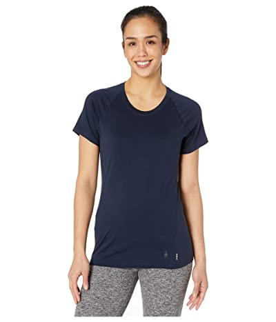 Smartwool Merino 150 Baselayer Short Sleeve (Deep Navy) Women