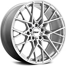 TSW Sebring 18x9.5 5x112 +35mm Silver/Mirror Wheel Rim