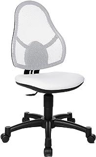 Topstar 71430S03 Chaise de Bureau Chambre d'enfant Blanc