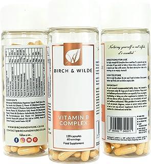La vitamina B Complex con Vitamina C.