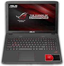 "ASUS ROG GL752VW 17.3"" Notebook for Gamers (Intel Core Skylake i7-6700HQ, 32GB RAM, 120GB SSD + 2TB HDD, NVIDIA GTX 960M 4..."