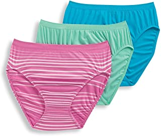 665825af8c55 Jockey Women's Underwear Comfies Microfiber French Cut - 3 Pack