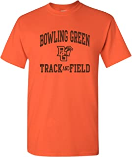 NCAA Arch Logo Track & Field, Team Color T Shirt, College, University