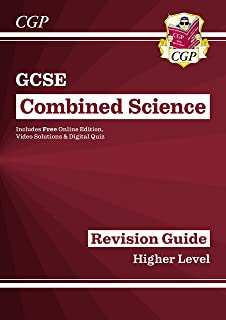 New GCSE Combined Science Revision Guide - Higher includes Online Edition, Videos & Quizzes