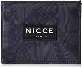 Nicce NCA0017S013 Bifold Wallet for Men - Multi Color11 x 9 x 2 cm