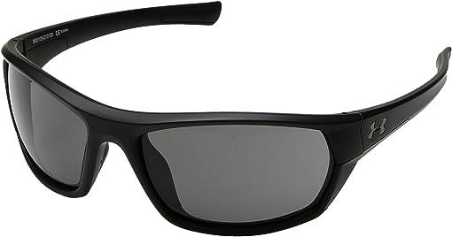 Satin Black/Black Frame/Gray Lens