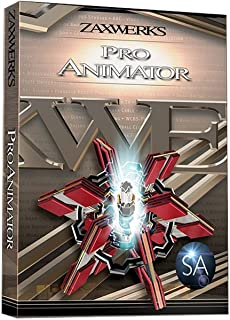 Zaxwerks ProAnimator Standalone v8.0.2 Sidegrade from 3D Invigorator Pro | Motion Graphic Plug In Electronic Delivery
