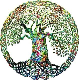 "MAGNET Tree Of Life - Screaming SpringFind Hidden Gems In My Portfolio Magnet Decal Fridge Metal Magnet Window Vinyl 5"""