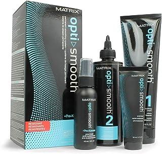 Matrix Opti.Smooth Resistant Sistema de Alisado Permanente Cabello Resistente - 100 ml