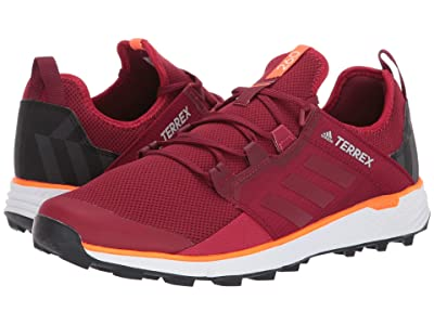 adidas Outdoor Terrex Speed LD (Collegiate Burgundy/Active Maroon/Solar Orange) Men
