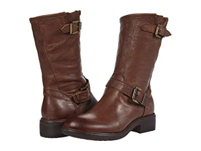 Cordani Pike (Brown Leather) Women
