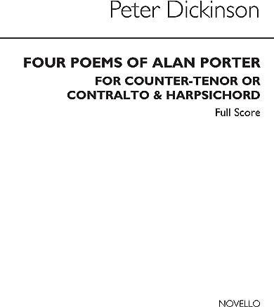 Peter Dickinson: Four Poems of Alan Porter