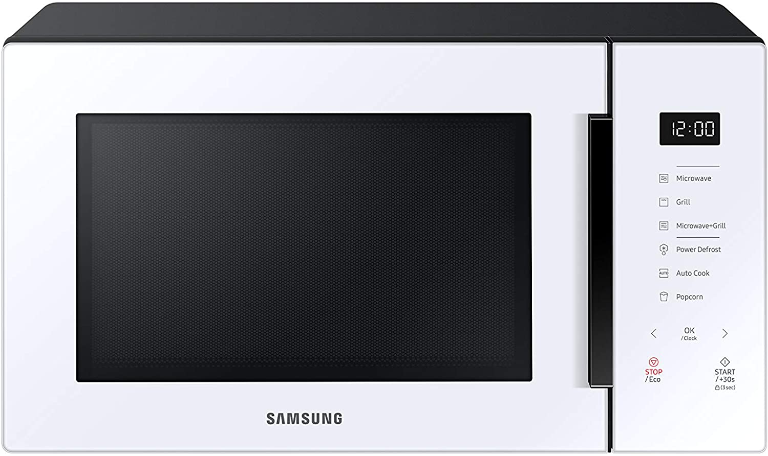 Samsung MG11T5018CW Counter Top Grill Microwave Cu. Ft Whi 1.1 Sale item Los Angeles Mall