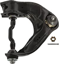 febi bilstein 41870 control arm with castle nut and split-pin (above, front axle right) - Pack of 1