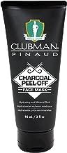 clubman charcoal peel off mask