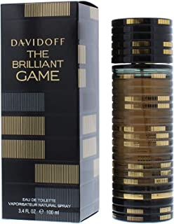 Davidoff Perfume - Davidoff The Brilliant Game - perfume for men - Eau de Toilette, 100 ml