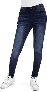 Women's Juniors Jeans & Cotton Stretch Super Soft Skinny Jeans for Women Mid-Waist