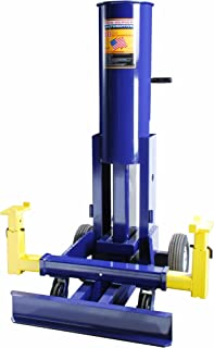 Hein-Werner HW93690 Blue Air Operated End Lift - 10 Ton Capacity