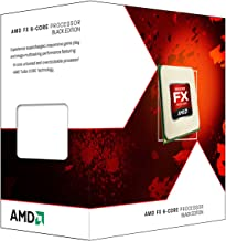 AMD FD6300WMHKBOX FX-6300 Hexa-core (6 Core) 3.50 GHz Processor - Socket AM3+Retail Pack - 6 MB - 8 MB Cache - Yes - 4.10 ...