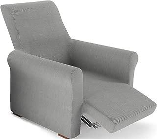 Angoter Silla de Oficina 2 Piezas extra/íbles reposabrazos Fundas de sillas de Ordenador Negro Cubiertas Sill/ón Silla el/ástico Protector de la Cubierta Home Textiles para el hogar