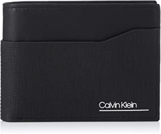 Calvin Klein SliveRed 5CC Coin Wallet, Black, 12 cm, K50K505151