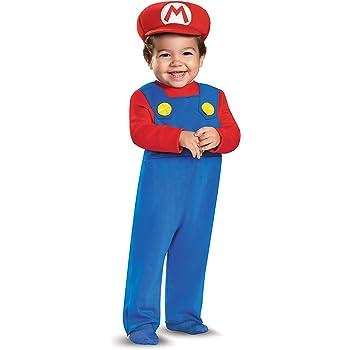 Disfraz Mario bebé 12-18 meses (86): Amazon.es: Juguetes y juegos