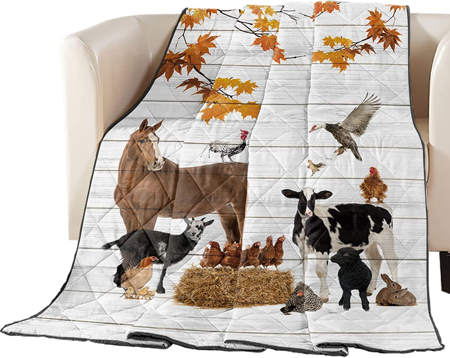 Down Alternative Seasonal Wrap Introduction Reversible Comforter Super beauty product restock quality top! Throw Fall Quilted Blanket
