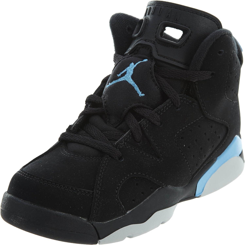 Jordan mixte enfant Garçon 384666-006_11C Nike Air Jordan 6 Retro ...
