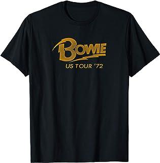 David Bowie - US Tour '72 T-Shirt