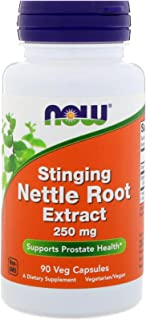 Now Foods, (3 Pack) Stinging Nettle Root Extract, 250 mg, 90 Veg Capsules