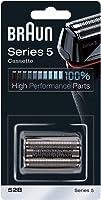 Braun Series 5 52B Byteskassett till Elektriskt Rakapparathuvud – Svart