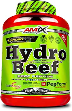 Amix High Class HydroBeef Peptide Protein - 2000gr proteína ...
