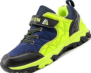 Lvptsh Zapatillas y Calzado Deporte Niños Zapatillas de Senderismo Niño Impermeables Botas de Montaña Zapatillas Trekking ...