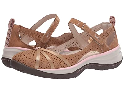 Jambu Rally (Taupe/Petal) Women