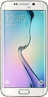 Samsung Galaxy S6 Edge, White Pearl 32GB (Verizon Wireless) (Renewed)