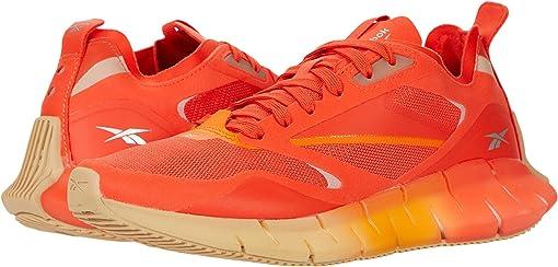 Carotene/High Vis Orange/Utility Beige