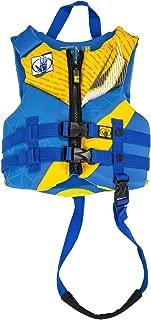 Body Glove Wetsuit Co Kids Phantom Neoprene US Coast Guard Approved PFD Life Jacket