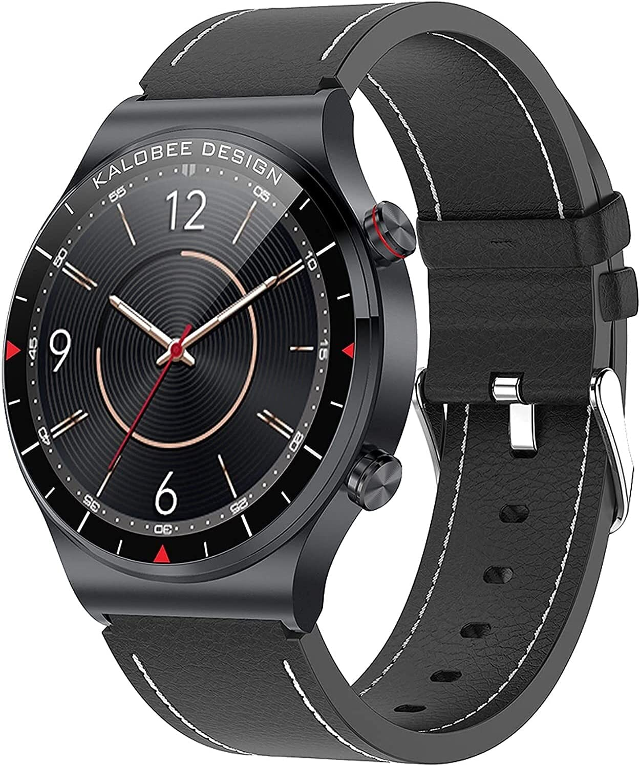 QHG Business Smart Watch Bluetooth Indefinitely Courier shipping free shipping Call Music Tr Fitness Control