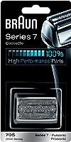 Braun Series 7 70S Byteskassett till Elektriskt Rakapparatshuvud – Silver