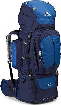 High Sierra Long Trail 90L Top Load Internal Frame Backpack