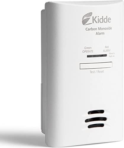 2021 Kidde Carbon Monoxide Detector, Plug In outlet online sale with Battery Backup, wholesale CO Detector, KN-COP-DP2 online sale