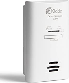 Kidde 3153 Carbon Monoxide Detector Alarm | AC Powered with Battery Back-up | Model KN-COB-DP2