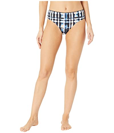 Lucky Brand Solstice Canyon Wide Shirred Hipster (Multi) Women