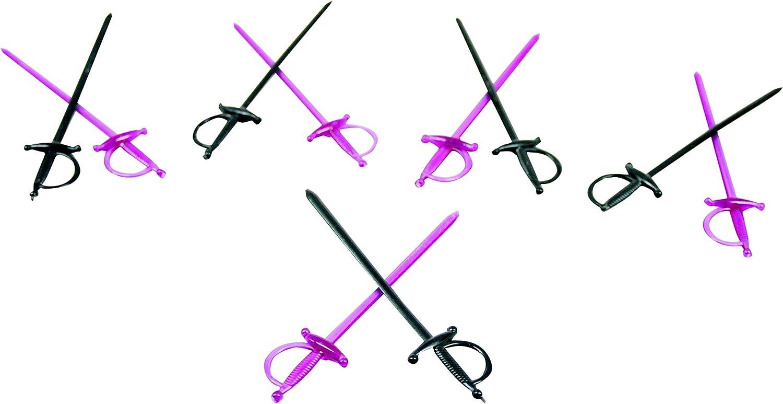 Rofson Mesa Mall Plastic Max 75% OFF Sword Pick Asst. Colors x Cs - 1000 10 10000