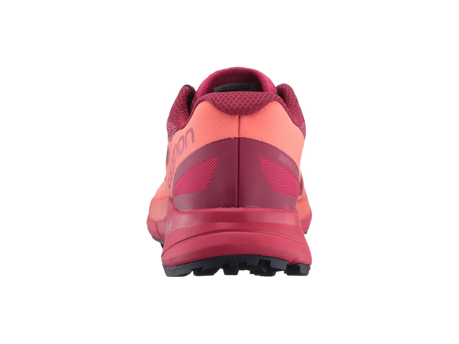 Sangria virtual Sense Coral living Pink Ride Salomon 6OExwqTBf