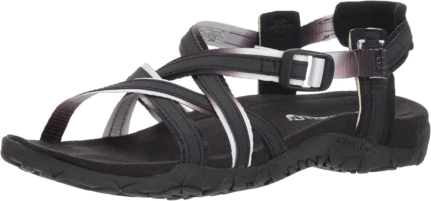 Merrell Womens Terran Ivy Lattice Sport Sandal