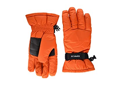 Columbia Kids Coretm Glove (Big Kids) (State Orange) Extreme Cold Weather Gloves