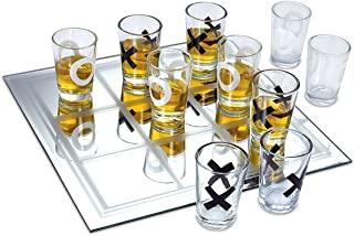 how to play shot glass checkers